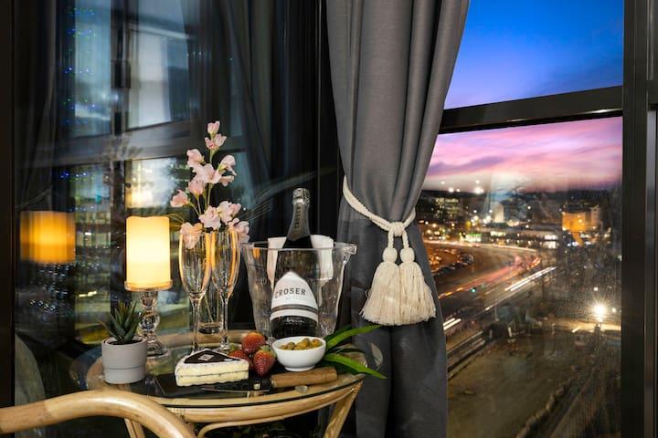 Braddon penthouse